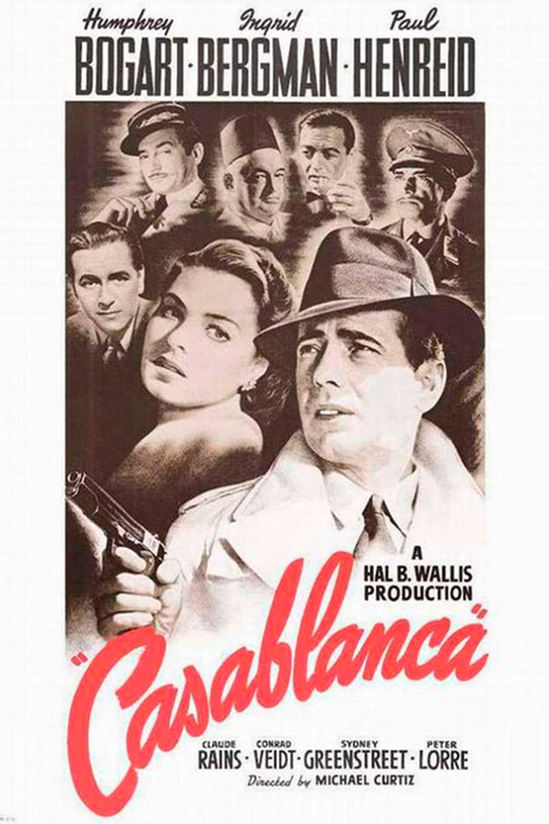 an analysis of the movie casablanca directed by michael curtiz