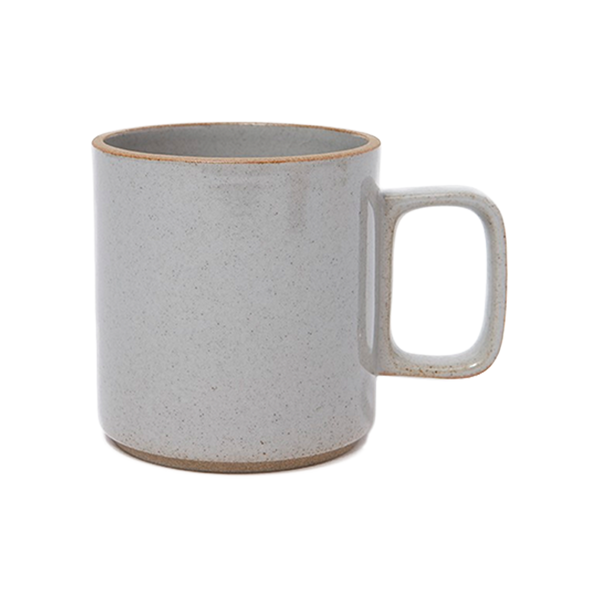 Large hasami porcelain mug