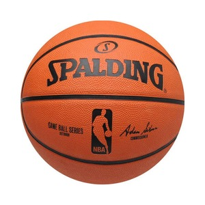 Medium spalding nba game replica basketball