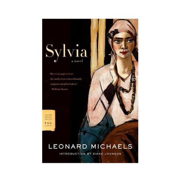 Large wordery.sylvia.leonard michaels
