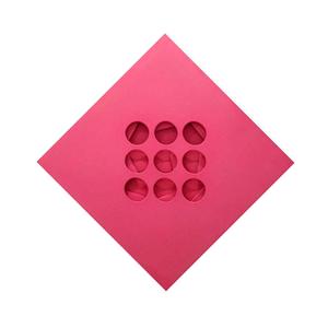 Medium base quadrata  modulo 3  taglio semplice pluridirezionale