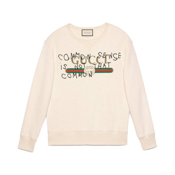f3323d83bb2e82 GUCCI - Gucci Coco Capitán Logo sweatshirt - Semaine
