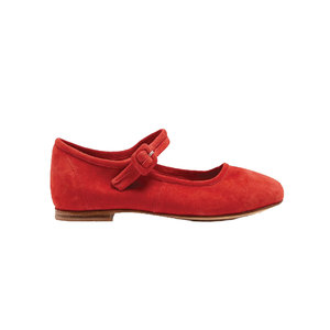 Medium maryam nassir zadeh  thelma suede ballet slippers
