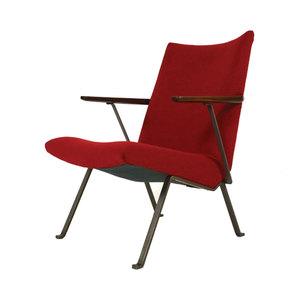 Medium mid century lounge chair by koene oberman for de ster gelderland
