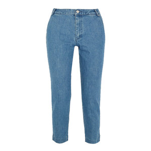 Medium vanessa seward victoire cropped high rise slim leg jeans