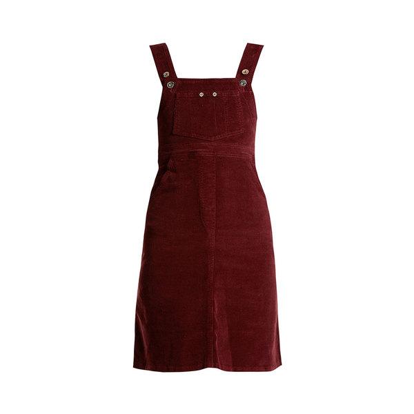 Large eve denim marianne corduroy dress