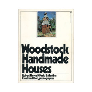 Medium woodstock handmade houses