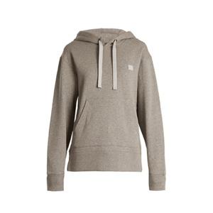 Medium acne ferris face hooded cotton sweater