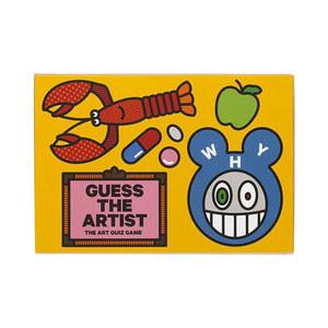 Medium third drawer down guess the artist the art quiz game