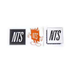 Medium nts stickers