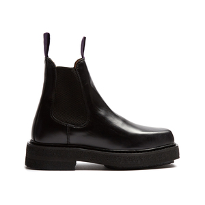 Medium etys bottines chelsea en cuir ortega