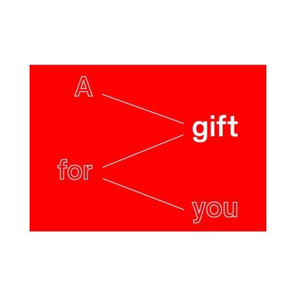 Large a gift for you website image