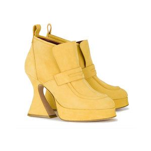 Medium sies marjan ellen 110 stacked ankle boots