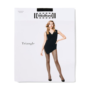 Medium wolfdord triangle 20 denier tights