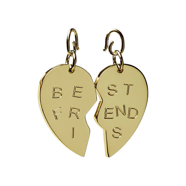 Large bestie charms