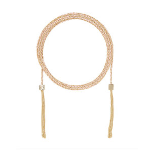 Medium braided chain