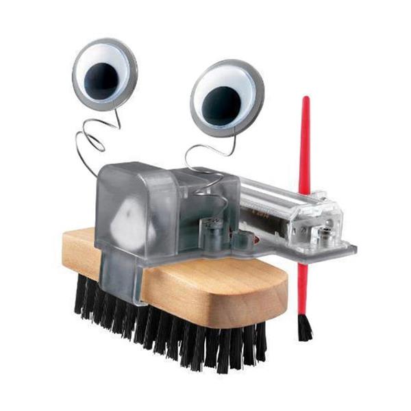 Large 4m brush robot new