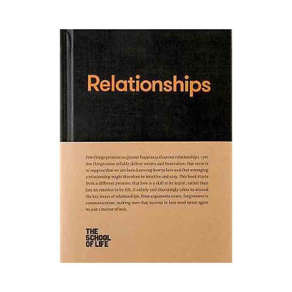 Large relationships  the school of life
