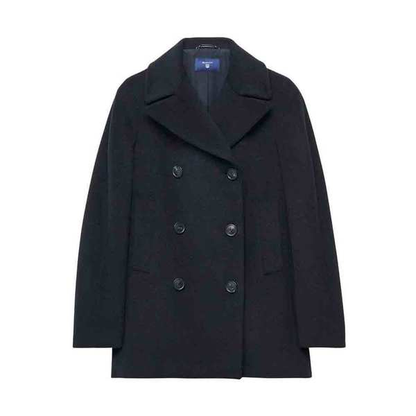 Large gant classic peacoat ladies jacket