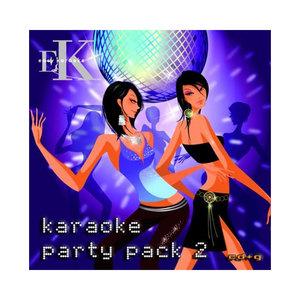 Medium cd g karaoke party pack 2   in the style   easy karaoke party pack 2 cd