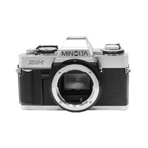 Medium ebayminolta xg 1  n  35mm slr camera body  xg1n  all works ok