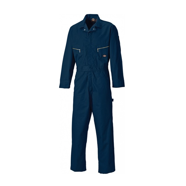 Large dickies.wd4879 deluxe coverall navy  s  reg