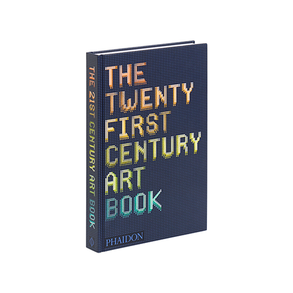 Large 21st century art book