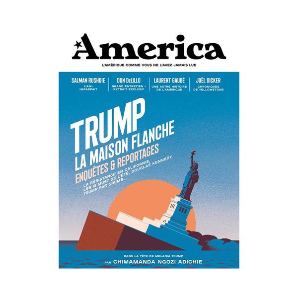 Large america mag