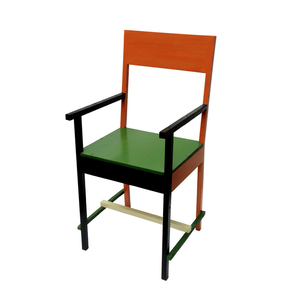 Medium nneil jones dining chair