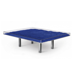 Medium yves klein table
