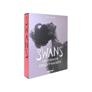 Medium assouline swans legends of a jet society