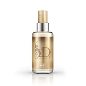 Medium luxe hair oil
