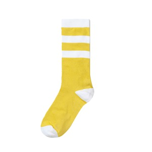 Medium ganni classon stripe ankle socks