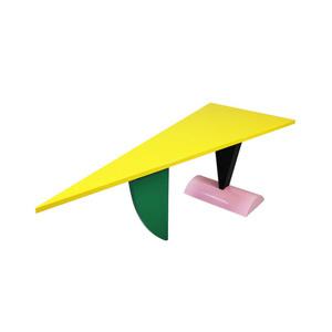 Medium table  brazil  by peter shire  memphis milano  1981