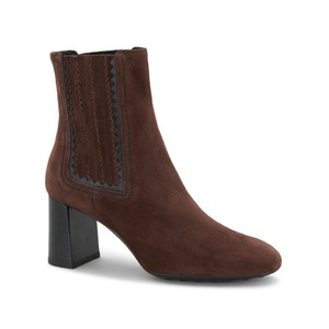 Medium tods brown suede ankle boots