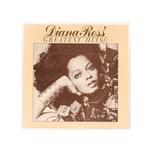 Medium diana ross vinyl