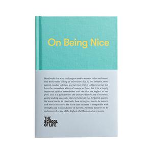 Medium the school of life being nice