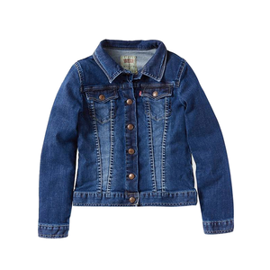Medium levi girls jacket bree