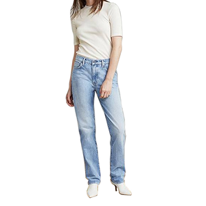 Medium levi made and crafted arrow straight jean