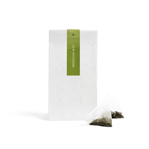 Medium organic moroccan mint 30g