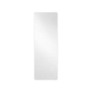 Medium norm floor mirror white