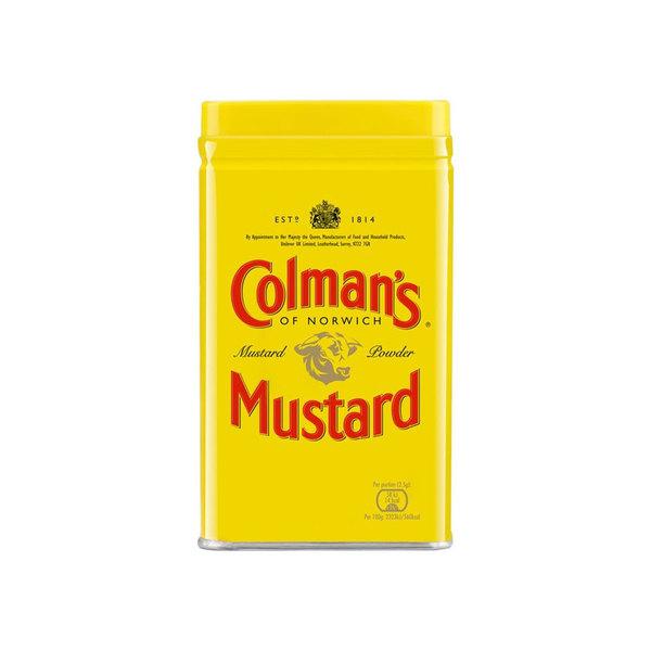 Large mustard powder