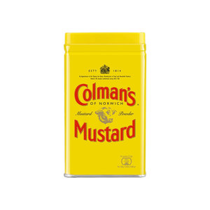 Medium mustard powder
