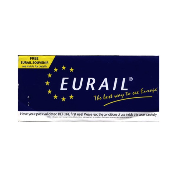 Large eurail pass