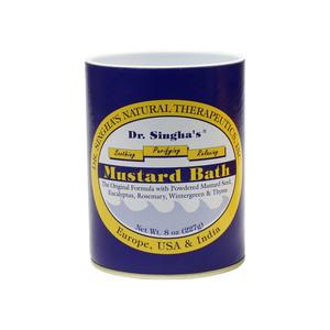 Medium mustard bath