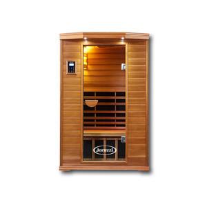 Medium rlight premier cedar 2 person sauna
