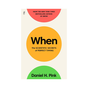 Medium daniel h pink when the scientific secrets of perfect timing