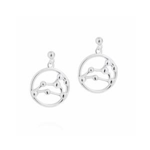 Medium leo earrings