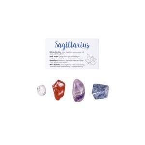 Medium sagittarius crystal set