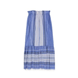 Medium izara convertible skirt blue